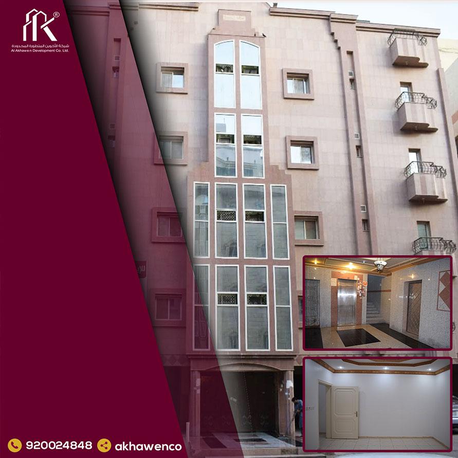شقة للإيجار في حي المنار - جدة